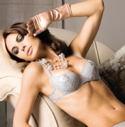 Mughetto Bra by Cotton Club